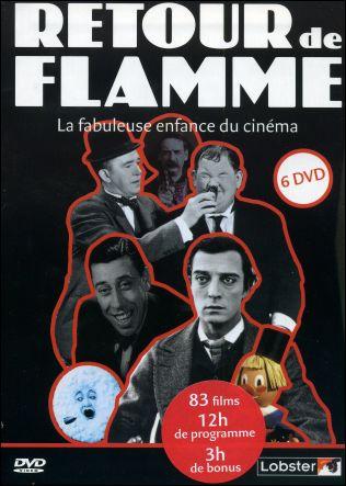 Retour de Flamme - Coffret intégrale
