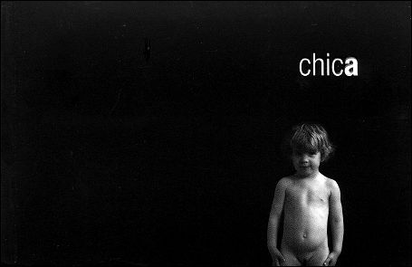 CHICA - a flip-book by Pere FORMIGUERA (Argentina - 2006)