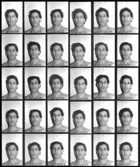 Karl BADEN - Autoportraits
