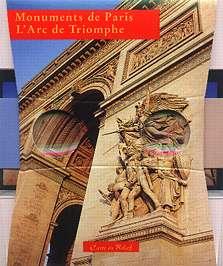L'Arc de Triomphe - Visionneuse stéréoscopique