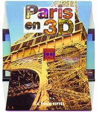 La Tour Eiffel de Paris - Visionneuse stéréoscopique