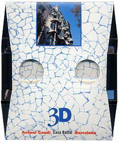 La Casa Battlo by Antonio GAUDI - 3D viewer