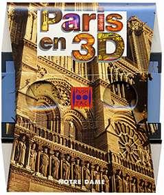 Notre-Dame de Paris - Visionneuse stéréoscopique
