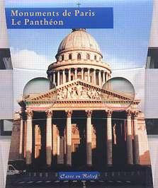Le Panthéon de Paris - Visionneuse stéréoscopique