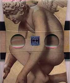 sculpture L'Amour, de Denis Antoine CHAUDET - Visionneuse stéréoscopique