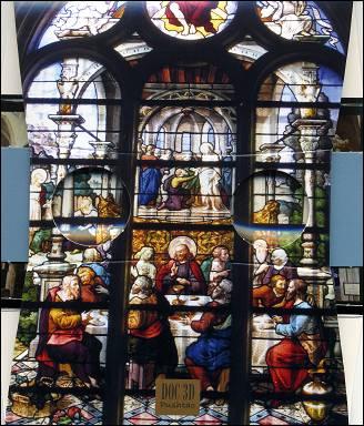 Le jubé de Saint-Etienne-du-Mont - 3D viewer