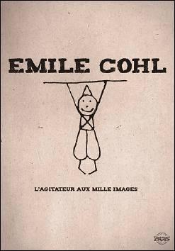 Emile COHL DVD : la jaquette