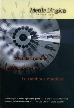 MEDIA MAGICA 6 : Le tambour magique - DVD