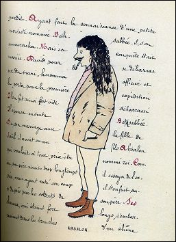 Bible Express Illustrée - un livre de GABBY (France-1896) - Absalon