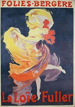 Les Folies Bergères - Jules Chéret