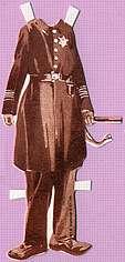 Charlie CHAPLIN Policeman