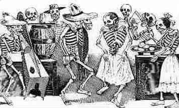 La Fête des Morts sur mexique-fr.com