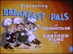 BREAKFAST PALS - An advertise movie for KELLOG Company
