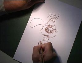 ROBA drawing BILL - photo