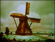 Little Dutch Mill - 1934 - a film of Max and Dave FLEISCHER - picture