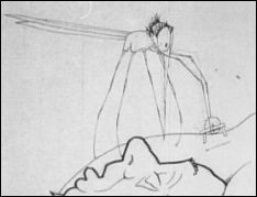 How a mosquito operates (1912), a film by Winsor McCAY