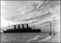 The Sinking of the Lusitania (1918), a film by Winsor McCAY