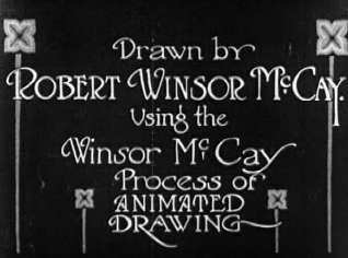 Title : a film by Winsor McCAY