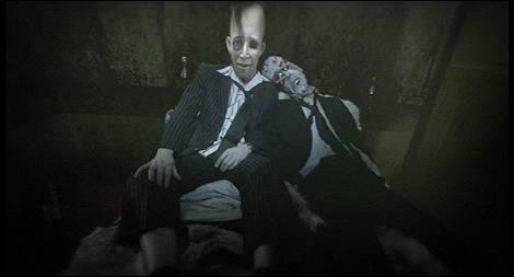 NO PLACE LIKE HOME (2008) - Un film de ROSTO - Photogramme