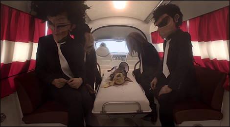 SPLINTERTIME (2015) - Un film de ROSTO - Photogramme