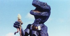 Dairylea Dunkers : Dino Time - an animation film by Ray HARRYHAUSEN & Mark NUNNALLY - Image