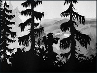 The Golden Goose (L'Oie aux oeufs d'or - 1944) - un film de Lotte Reiniger - Image