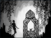 Aladdin and the Magic Lamp (Aladdin - 1954) - un film de Lotte Reiniger - Image
