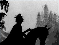 Sleeping Beauty (La Belle au Bois Dormant - 1954) - un film de Lotte Reiniger - Image