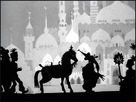 The Magic Horse (1954) - un film de Lotte Reiniger - Image