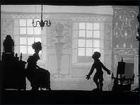 The Little Chimmey Sweep (Le Petit Ramoneur - 1955) - un film de Lotte Reiniger - Image