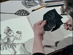 The Art of Lotte REINIGER (John ISAACS, 1970, 16 min) - Photogram