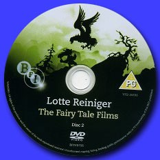 Lotte Reiniger THE FAIRY TALE FILMS - Image du DVD 2