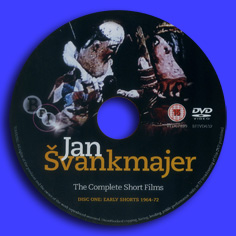 JAN SVANKMAJER The Complete Short Films - DVD 1