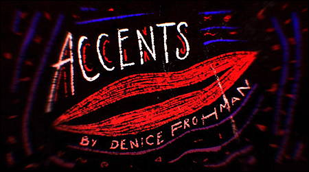 "TED-ED ""ACCENTS"" a film by Robertino ZAMBRANO"