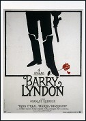 Movie Poster  Barry Lyndon  1975