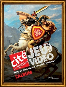 JEU VIDEO - The exhibition : poster