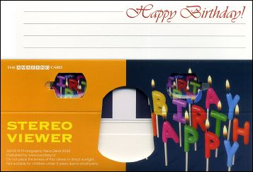BIRTHDAY CANDLES - 3D viewer - recto