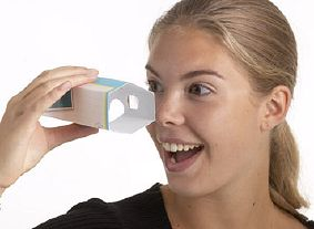 A stereoscopic 3D viewer