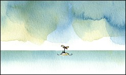 SHIPWRECKED - an animation film by Frodo KUIPERS (2005 - Holland) - image