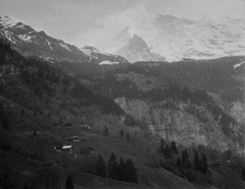 Swiss Trip (Rivers and Landscapes) (1934) : un film de Oskar FISHINGER