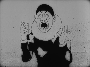 Pierrette I (1924-1926) : un film de Oskar FISHINGER