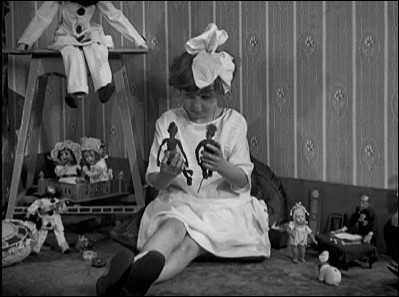 BABYLAS'S WEDDING (Le Mariage de Babylas - 1921) a film by Ladislas and Irène STAREWITCH - photogram