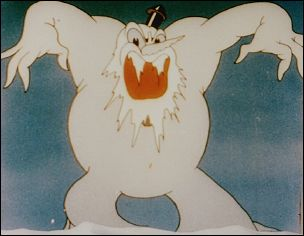 THE SNOWMAN - A film by Ted ESHBAUGH (1933)