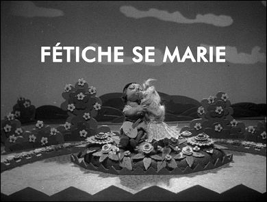 THE MASCOT'S MARRIAGE (1935) a film by Ladislas and Irène STAREWITH - photogram