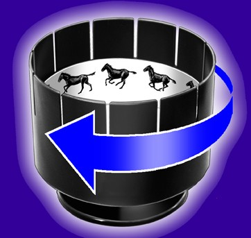 How to use a ZOETROPE