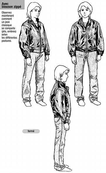 Livre Le Dessin De Manga Volume 08 Habiller Filles Et Garcons