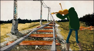 THE LEVEL CROSSING KEEPER - a film by Hugo FRASSETTO (France - 2011) - image 2