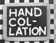 Hand Collation (1978 / 2004) -un film de George GRIFFIN (USA)