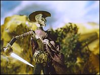 Don Quichotte - film d'animation Russe