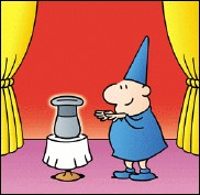 PINCO MAGICIAN - THE MAGIC HAT - Image 1